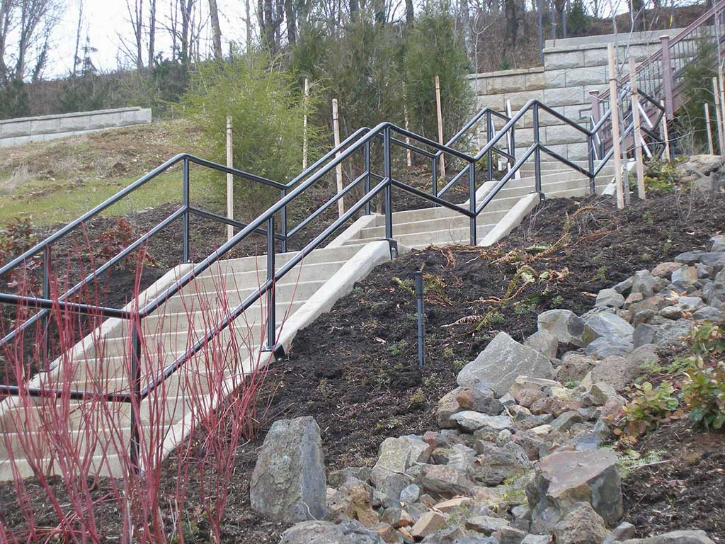Handrailing Fitzpatrick Fence And Rail