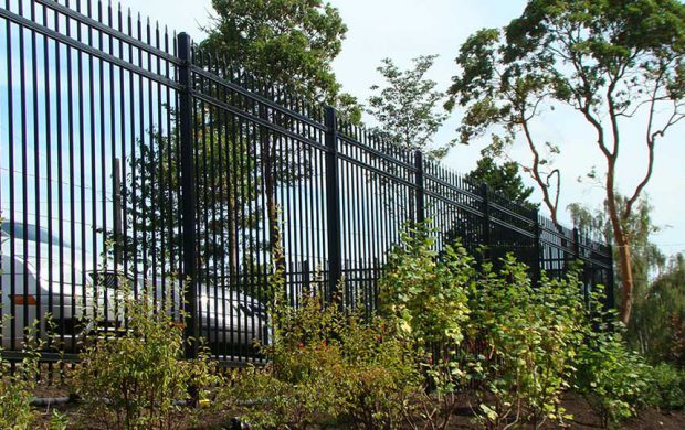 Ornamental Metal Fence Fitzpatrick Fence And Rail