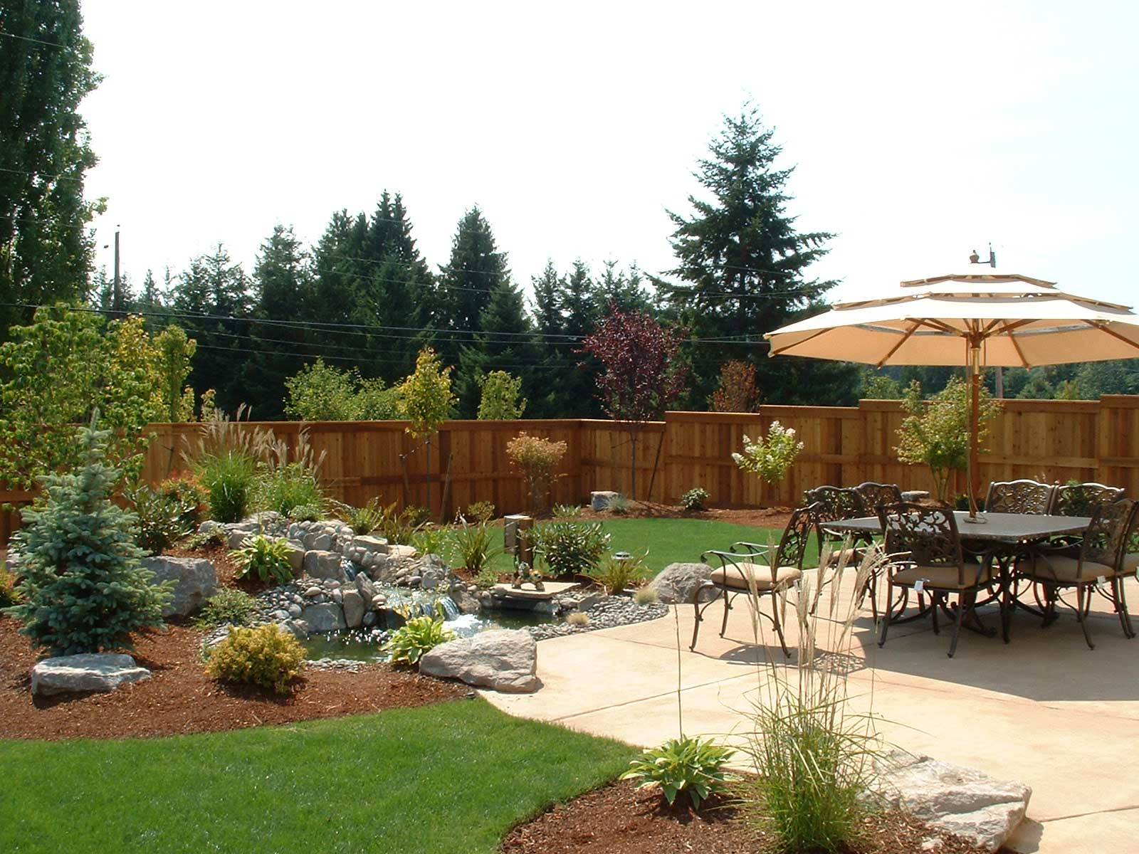 Residential Cedar Fence Fitzpatrick Fence And Rail
