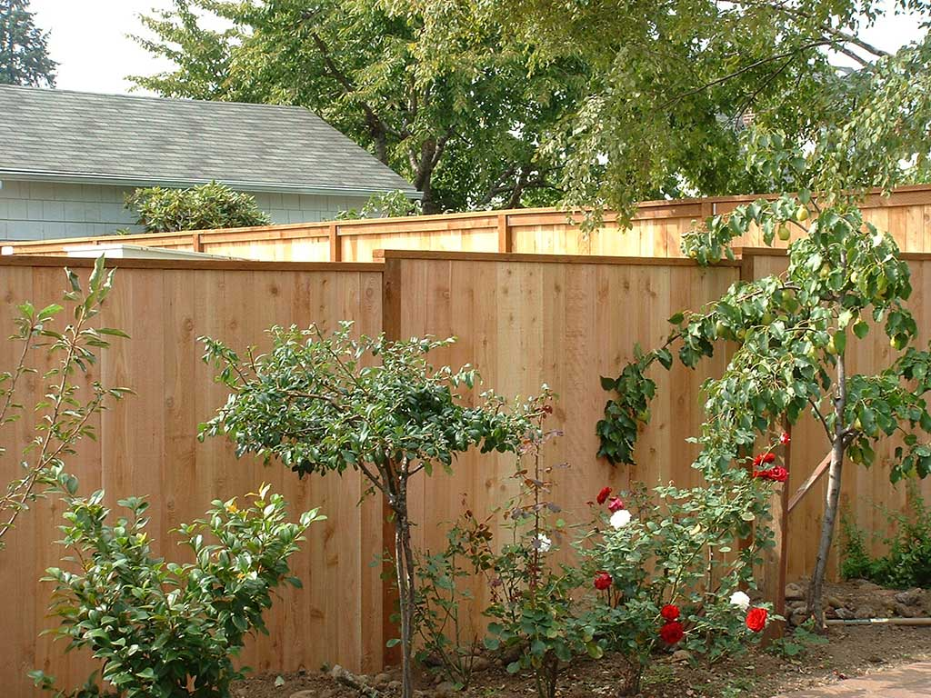 Privacy Cedar Fencing Fitzpatrick Fence And Rail
