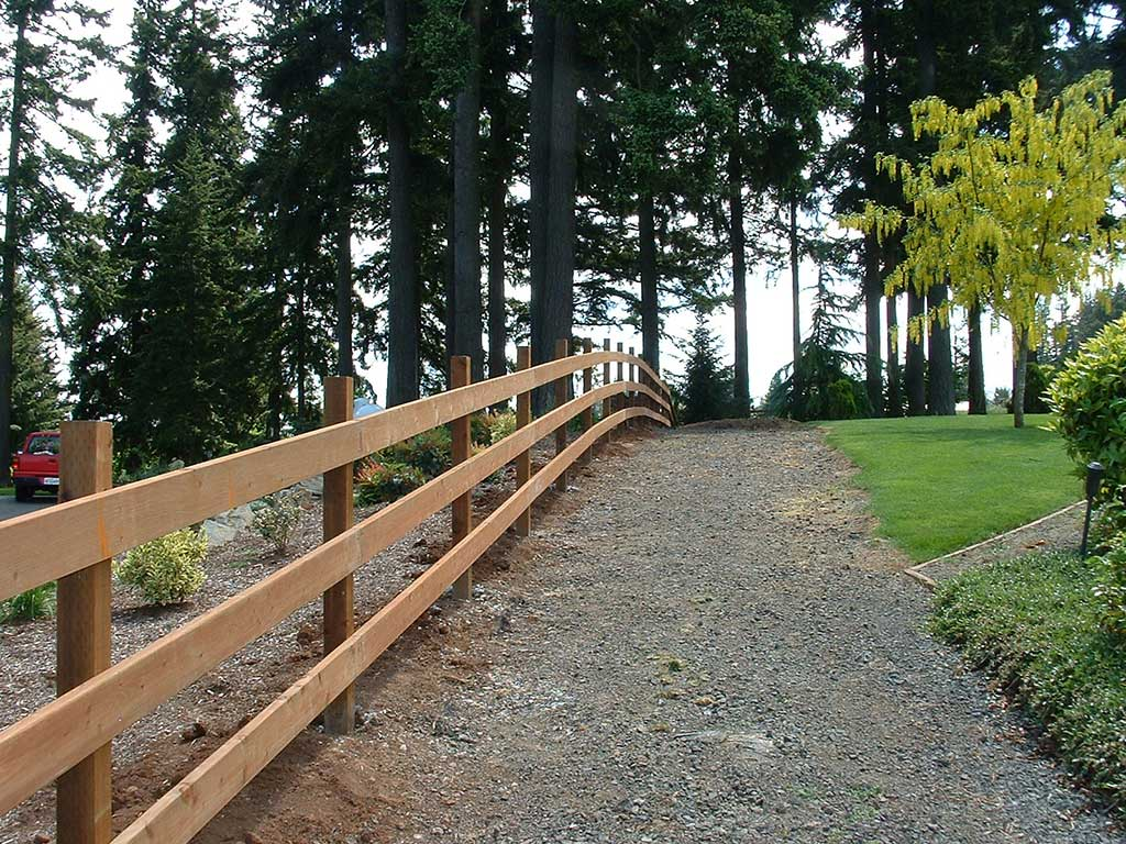 Post And Rail Fence Fitzpatrick Fence And Rail