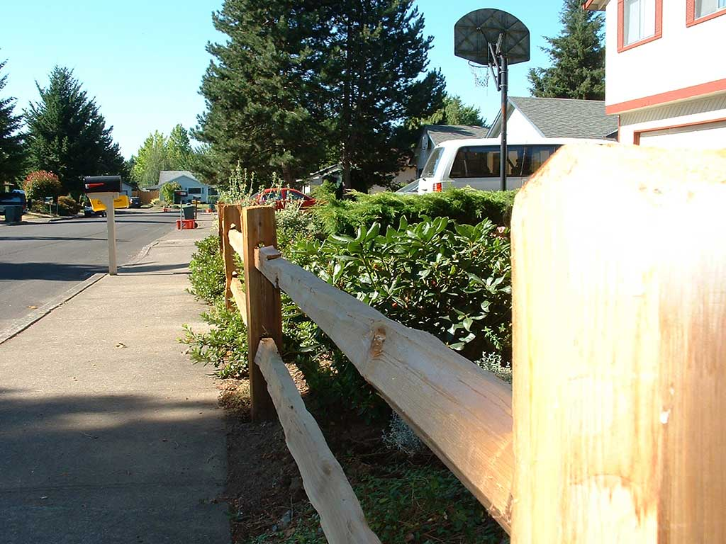 Split Rail Fence Fitzpatrick Fence And Rail
