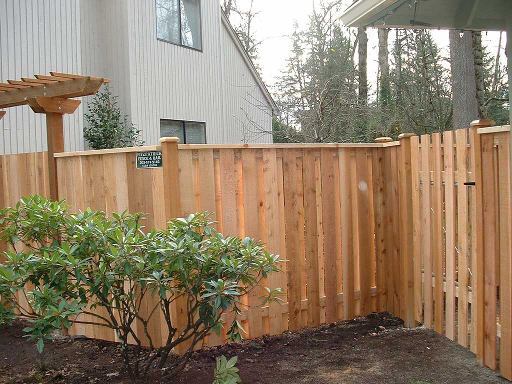 Wood Gates Fitzpatrick Fence And Rail